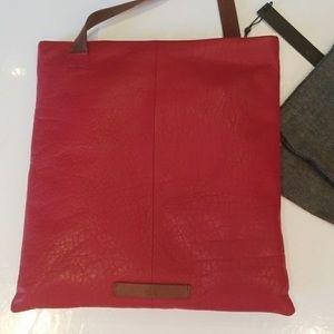Elk Fringe Shoulder Bag